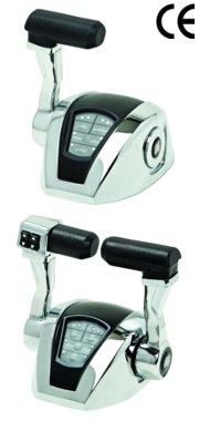 Ultaflex boat control systems