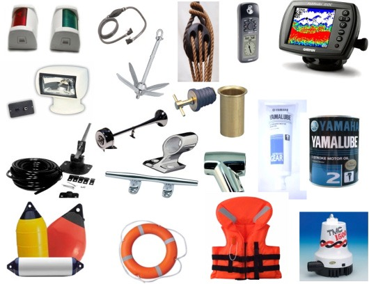 al marmoom marine dubai uae: parts and accessories for boats