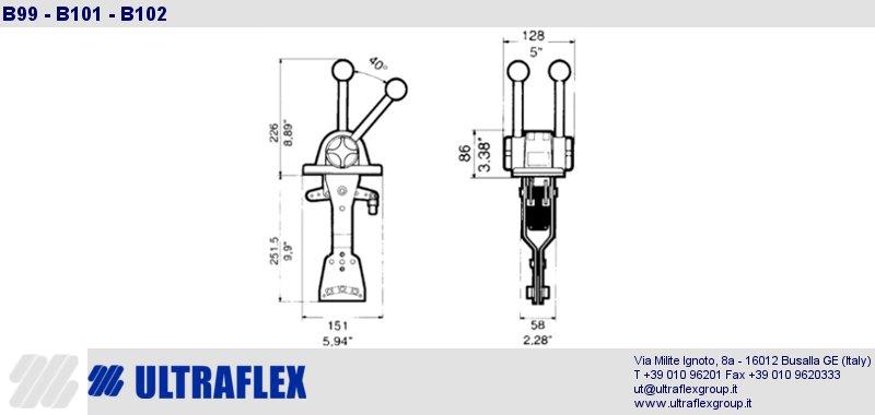 al marmoom marine dubai uae : ultraflex mechanical control systems on